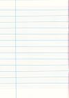 Schreibheft 4 Stufen, 3 mm