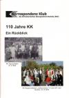 Jubiläumsschrift 110 Jahre KK