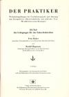 «Der Praktiker». Schnellschreiben 3. Teil