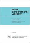 «Neues stenografisches Lesebuch»