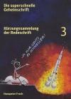 «Kürzungssammlung der Redeschrift», Band 3